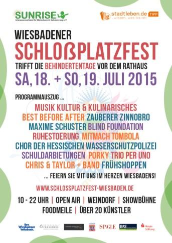 Schlossplatzfest2015